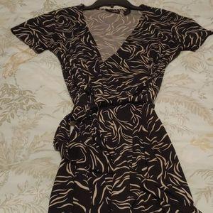 New York & Company wrap dress